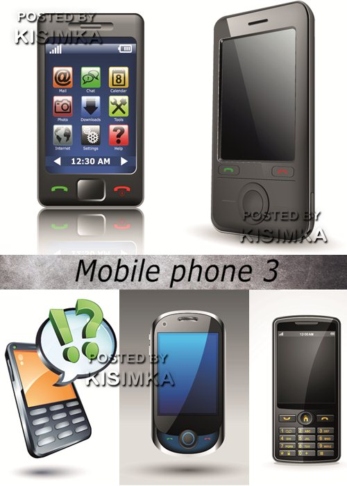 Stock: Mobile phone 3