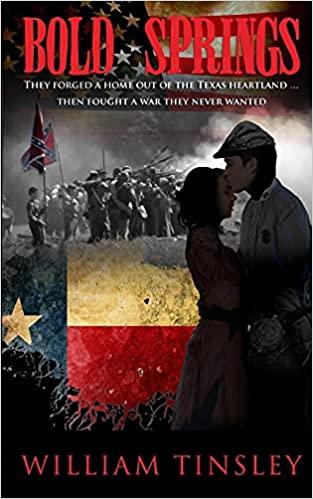 Bold Springs, A Civil War Novel with Christian themes