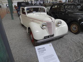 2017.08.24-172 Amilcar coach découvrable Type B38 Compound 1938