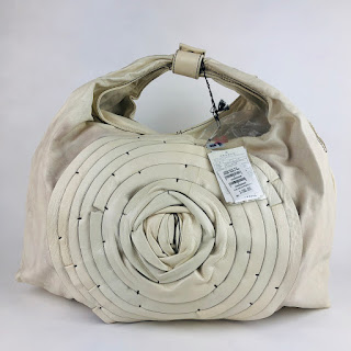 Valentino Large Rosette Hobo Bag