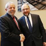 Café da manhã com Martin Schulz, Presidente do Parlamento Europeu
