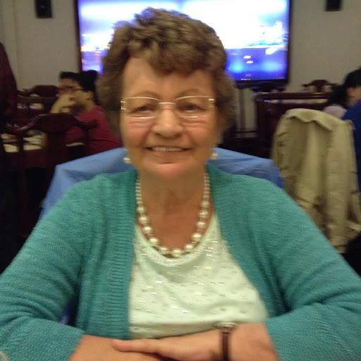 Joyce Robertson