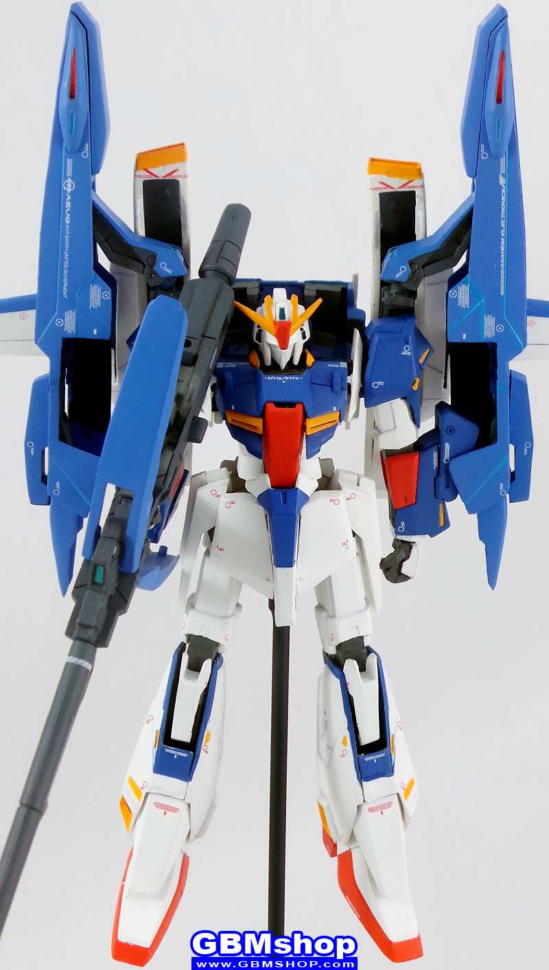 Gundam FIX Figuration #0024 MSZ-006 Z GUNDAM #0019 FXA-05D G-Defenser Super Zeta