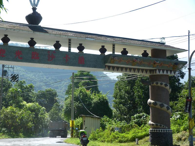 Tainan County.De Dona village à Meinong via Sandimen en scooter.J 12 - P1220483.JPG