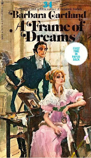 Barbara Cartland – A Frame Of Dreams
