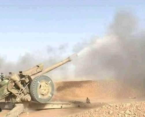 ⭕ URGENTE | El ejercito saharaui captura material militar al ejercito marroqui y deja víctimas mortales.