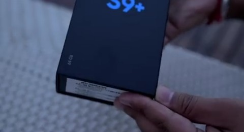 Samsung S9 Plus (first look)