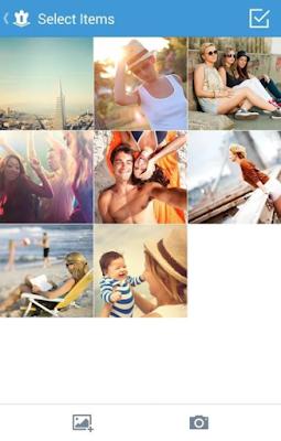 Ẩn hình ảnh trên Android với KeepSafe