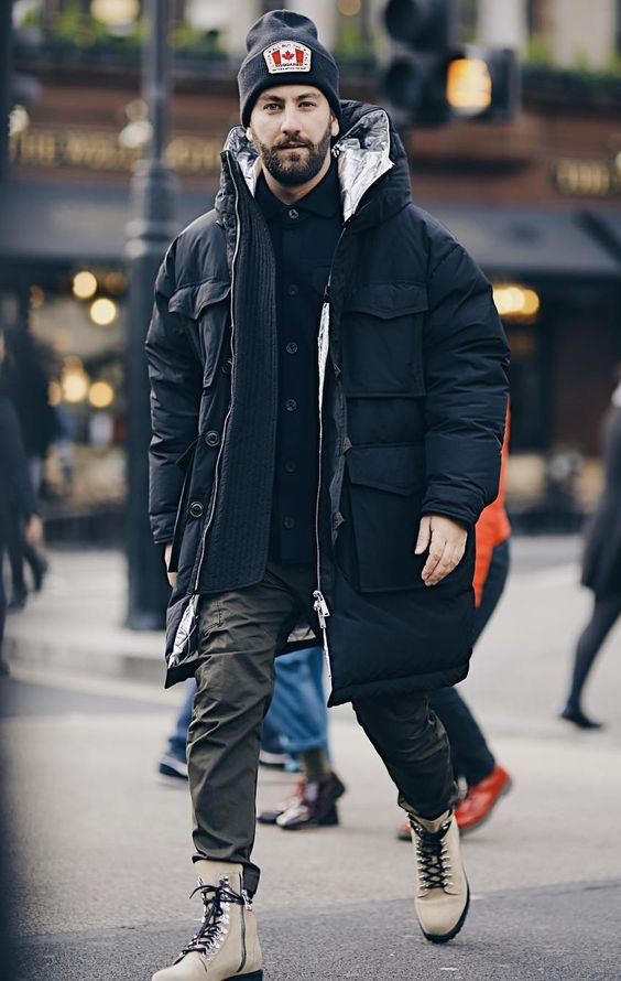 How to choose warm clothes for cold days