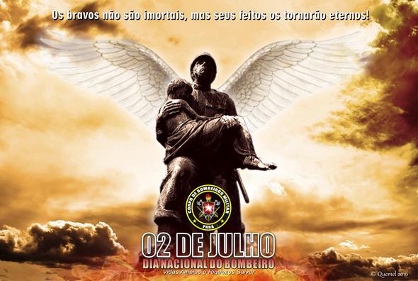 02 DE JULHO 2016-DIA NACIONAL DO BOMBEIRO BY QUEMEL