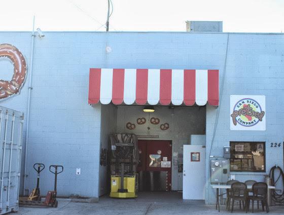 San Diego Pretzel Company and a Giveaway