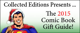 Collected Editions 2015 Comic Book Gift Guide