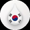Language Drops - Logo