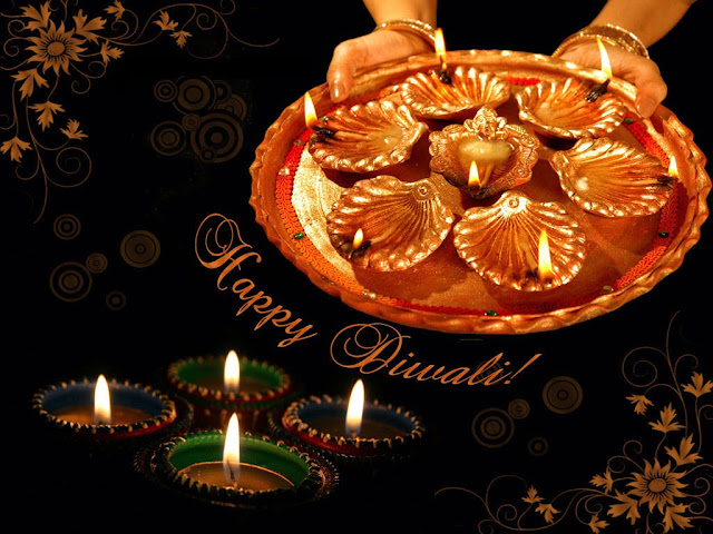 Top 3 Sweet Lovely Happy #Deepavali 2014 SMS, Quotes, Messages Facebook And WhatsApp