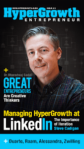 HyperGrowth Entrepreneur Mag screenshot 0