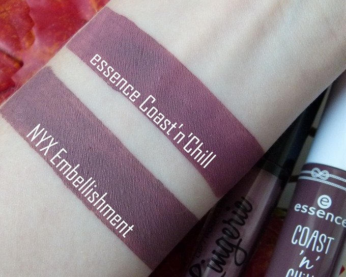 essence_CoastnChill_smooth_vs_nyx_embellishment_swatch_dupe