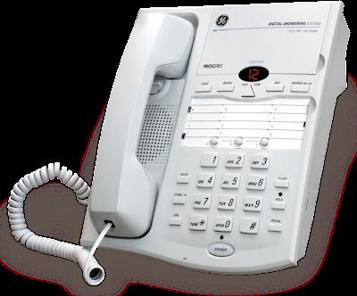 Τηλεφωνητής-Τηλέφωνο GE 2-9971