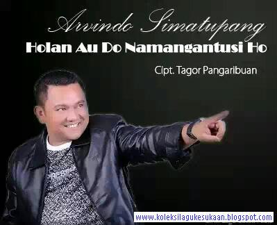 Arvindo Simatupang - Holan Au Do Namangantusi Ho