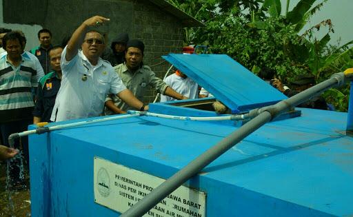 Bupati Targetkan Nol Persen Kawasan Kumuh Tahun 2019 di Kabupaten Sukabumi