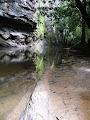The Paku River near the Waterfall | photo © HughStLawrence