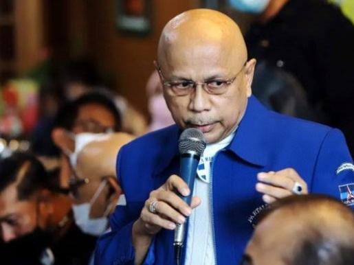 Makin Panas, Darmizal Sebut SBY Bisa Habis Jika Moeldoko Masuk Partai Demokrat