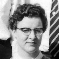 Mrs Jill Blagden 1961
