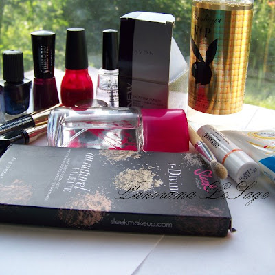 lakiery do paznokci elf lemax colour star Poshe top coat SinfulColors Ruby Ruby 369 Opi avon Anew Platinum day spf 25 Oeparol Balance Pomadka Ochronna Mango smart girl get more 64 estee lauder maskara Projectionist  Everyday Minerals Fawn Sunshade Minerals pędzle syntetyczne sleek Face and Body highlighter Sun goddess 492 Sleek i divine au naturel Palette Avonsimply Because
