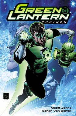 Green Lantern Rebirth collection