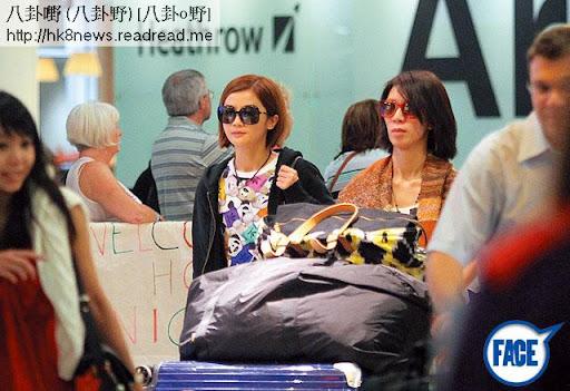 上月 22日, FBI咁啱喺倫敦希斯路機場撞到阿 Sa,搭超過 10粒鐘飛機嘅阿 Sa,攰到冇曬心機。返香港後又被 jet lag搞到瞓唔到覺兼冇胃口,心情都差埋。