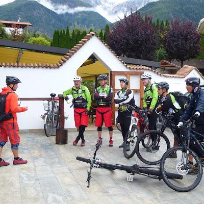 E-Bike Uphill Flow mit Stefan Schlie  (trailbiker)