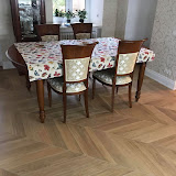 Liistparkett/Strip parquet