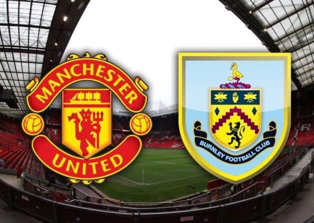 Manchester United vs Burnley premier league match highlight