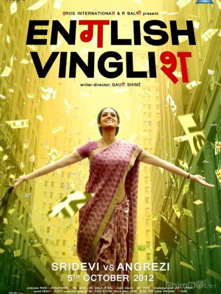 Tiếng Anh Là Chuyện Nhỏ - English Vinglish (2012) | HDVietsub