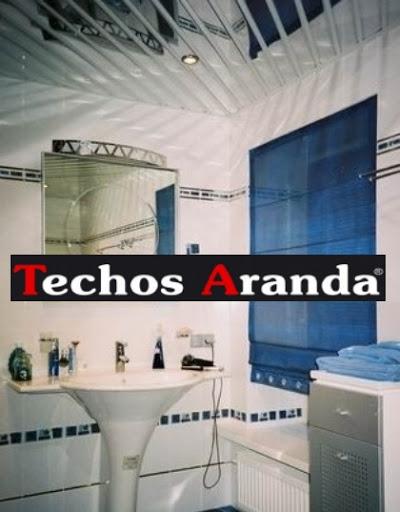 Techos en Fraga