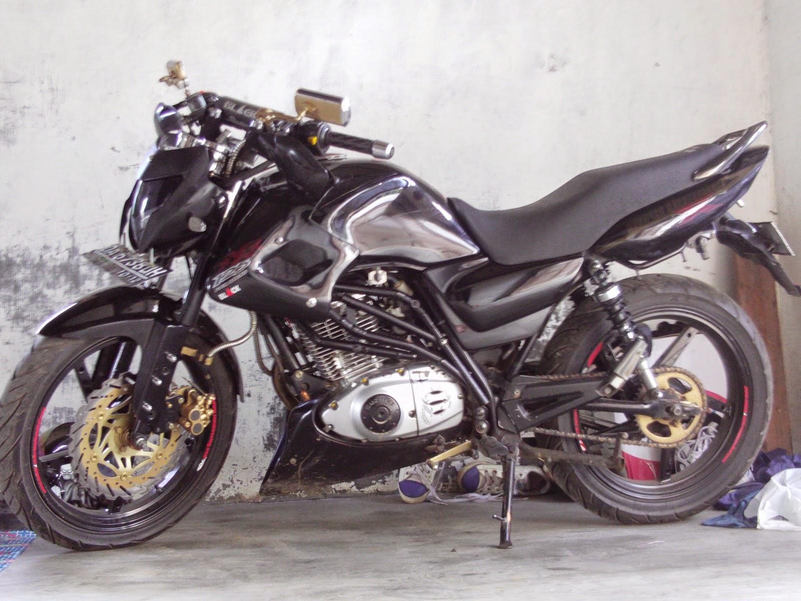 Thunder 125 Modifikasi Sport