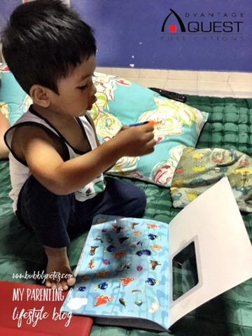 Terima Advantage  Quest Kerana Bantu Mahirkan Bahasa Melayu Firash 8