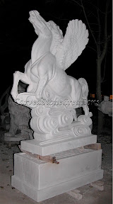 Animal, Exterior, Horses, Ideas, Statues, Winged