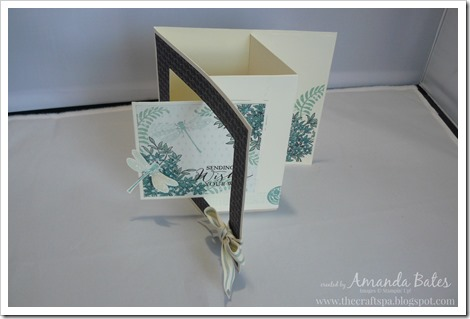 Timeless Elegance Fancy Fold Card by Amanda Bates at The Craft Spa  (25)