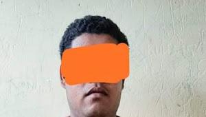 Anggota Polsek Woha  Menangkap Pelaku Pemilik Senjata Rakitan Beserta 3 Butir Amunisi