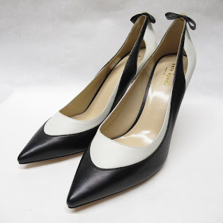Kate Spade NEW B&W Pumps