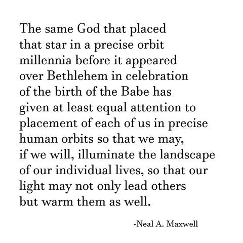 precise human orbits -- maxwell