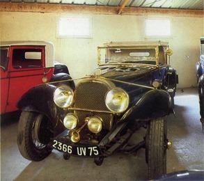 Alphi 2,6 litres 1931