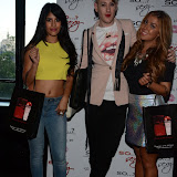 WWW.ENTSIMAGES.COM -    Jasmin Walia, Lewis- Duncan Weedon and  Abigail Clarke  at     SO ....? With attitude event Penthouse , Leicester Square London August 15th 2013                                                Photo Mobis Photos/OIC 0203 174 1069