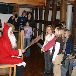 Weihnachtsfeier Kinder 2008
