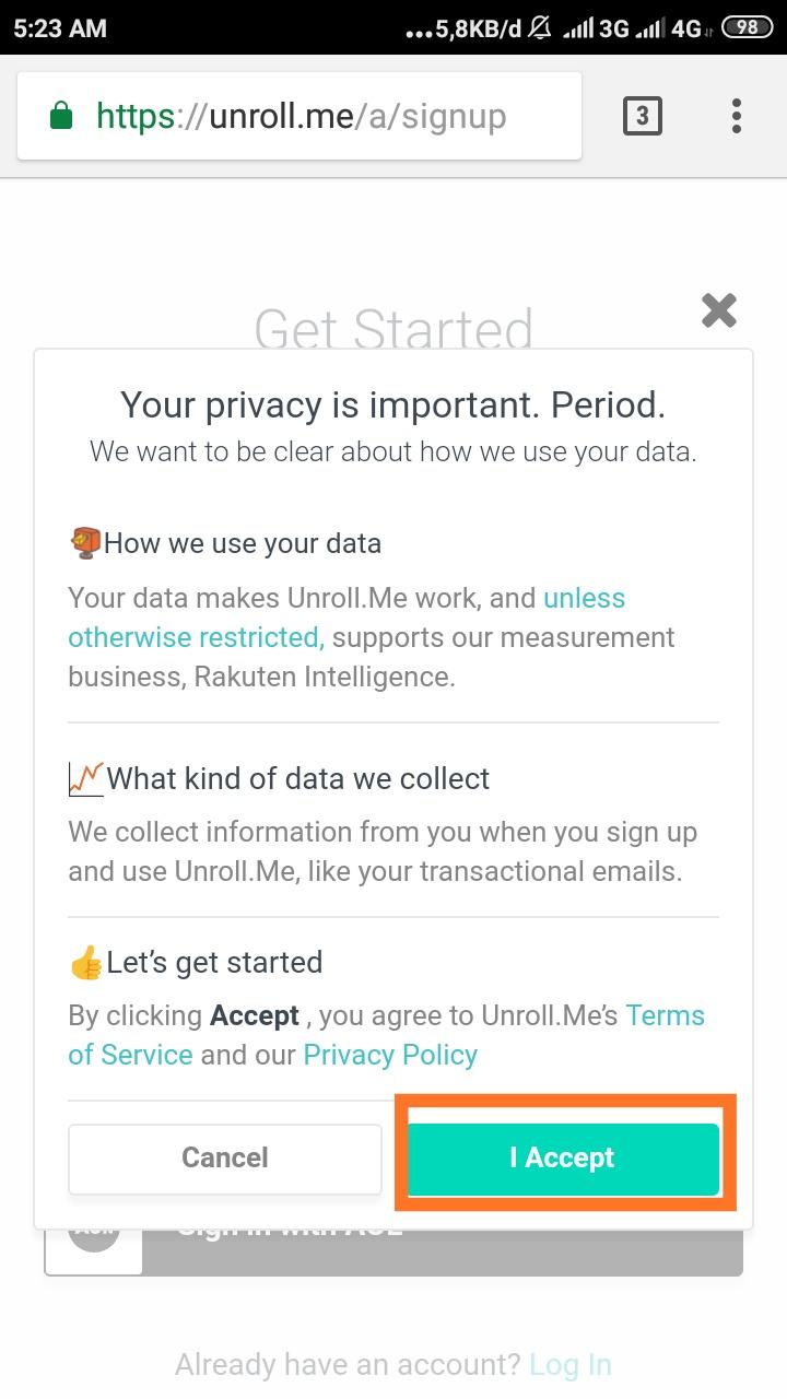 Cara Mudah Unfollow Massal Email di Gmail