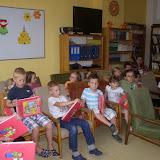 Prvňáci čtou deváťákům