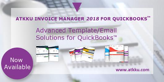 Atkku Services Google - Quickbooks invoice manager 2018