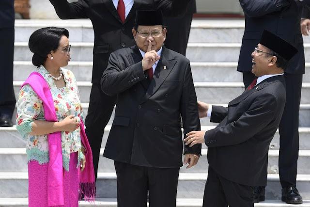 Prabowo-Puan Maharani Bakal Jadi Capres 2024?
