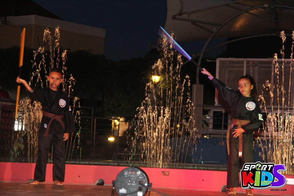 show di nos Reina Infantil di Aruba su carnaval Jaidyleen Tromp den Tang Soo Do - IMG_8726.JPG