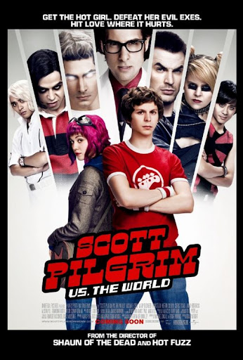 Scott Pilgrim vs. the World (2010) สก็อต พิลกริม กับศึกโค่นกิ๊กเก่าเขย่าโลก
